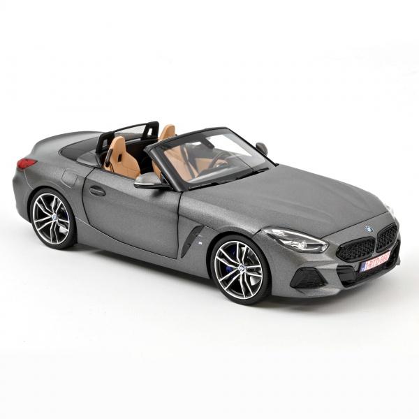 BMW Z4 2019 Grey Matt