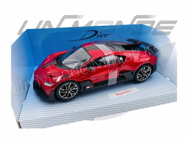 Bugatti Divo Rouge Carbon
