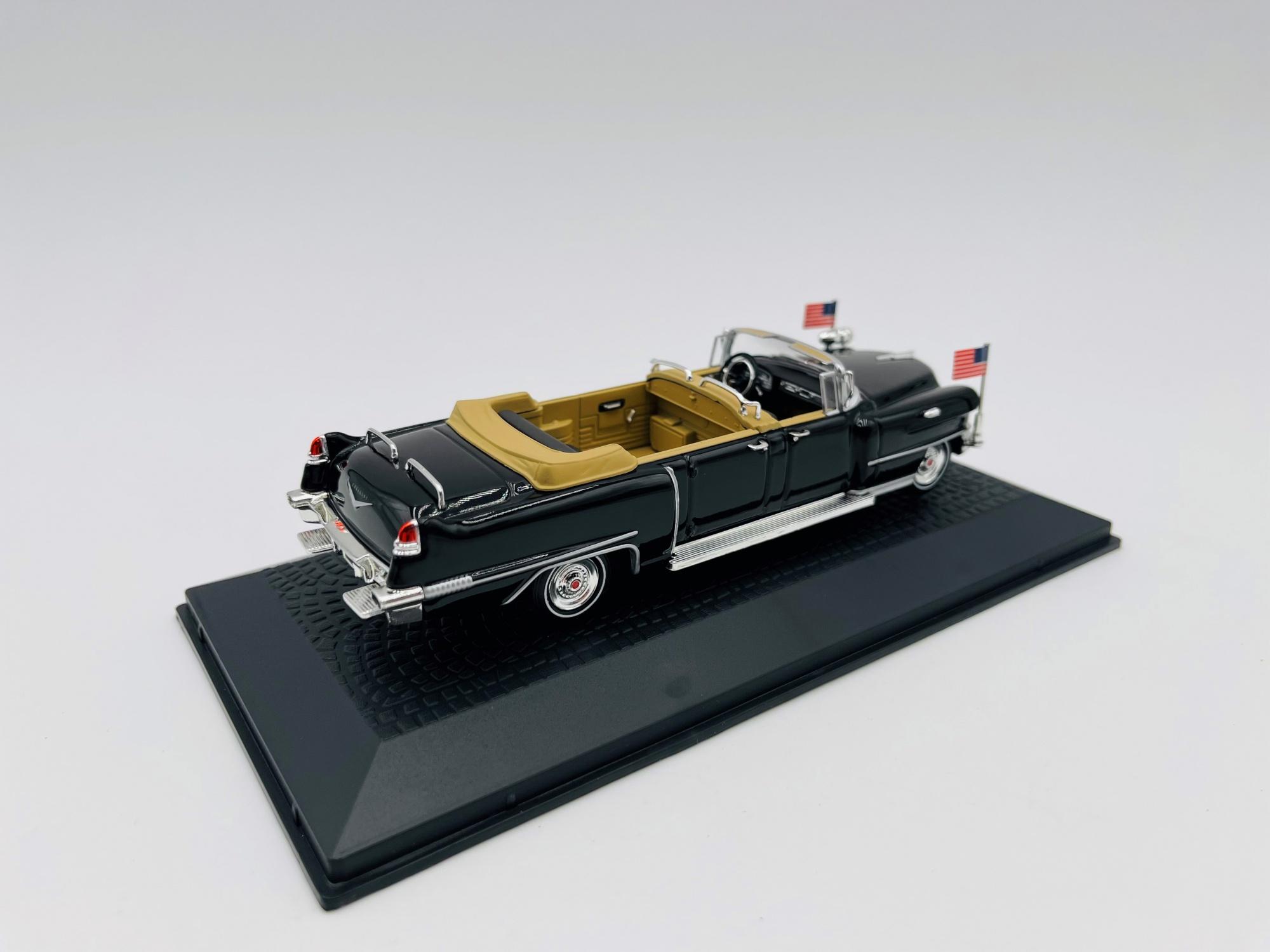 Cadillac Queen Elisabeth II de 1956 Black