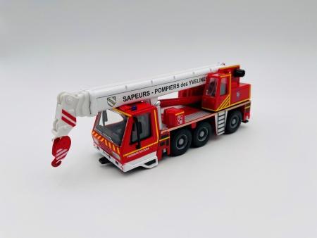 Camion Grue Telescopique Pompier 78
