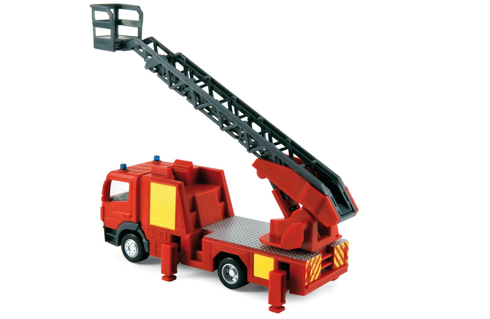 Camion Mercedes-Benz Atego Pompier