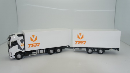 Camion Remorque Volvo FH 4 Transports TER