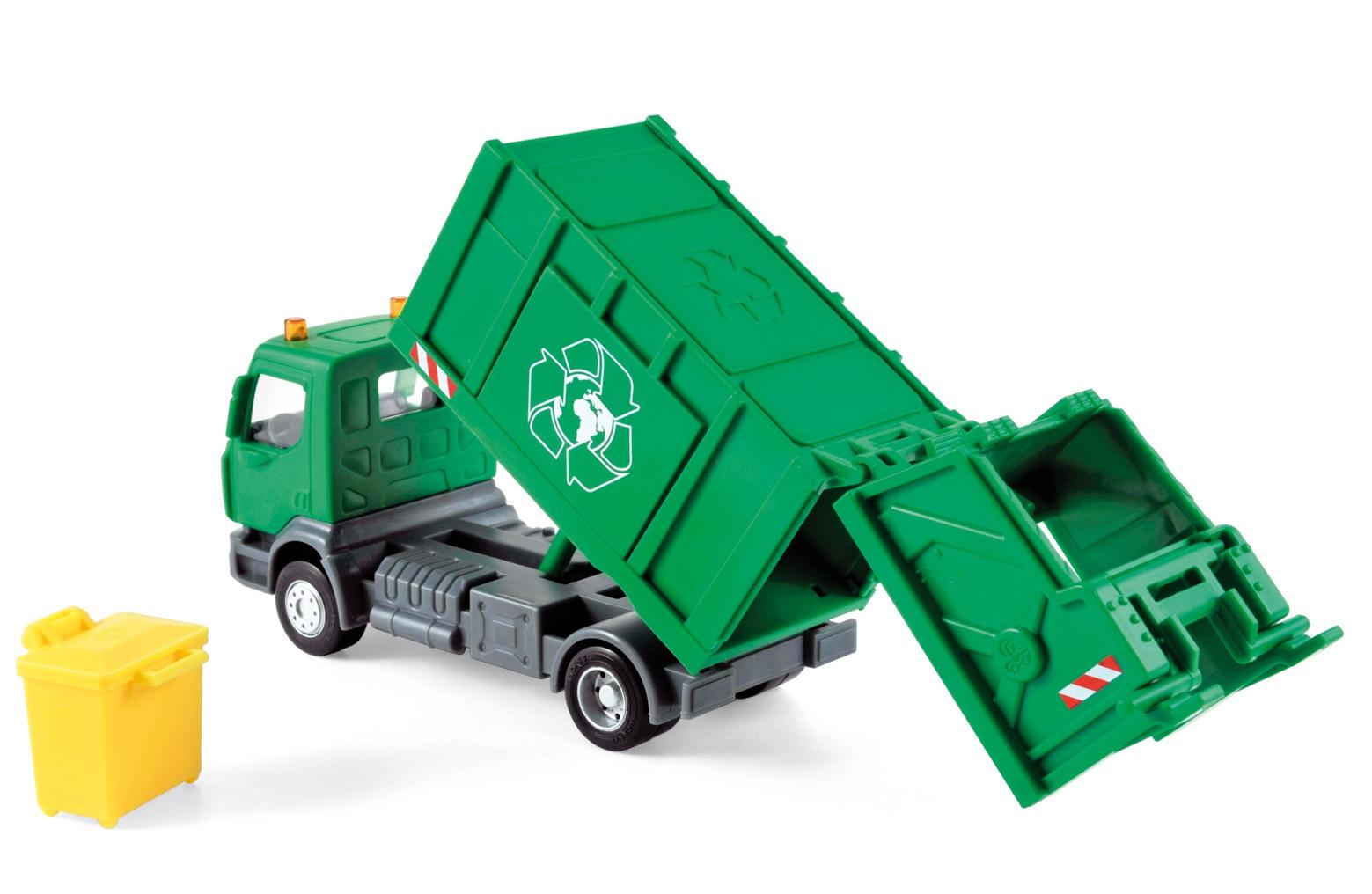 Camion Renault Trucks D 2.1 Benne à ordures ménagères