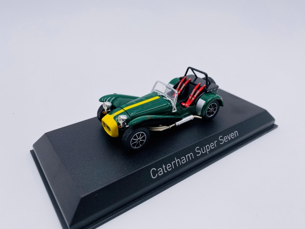 Caterham Super Seven 1979 Green & Yellow