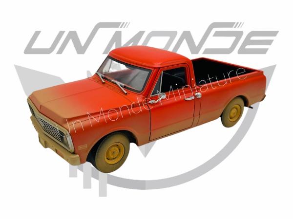 Chevrolet C-10 1971 Orange