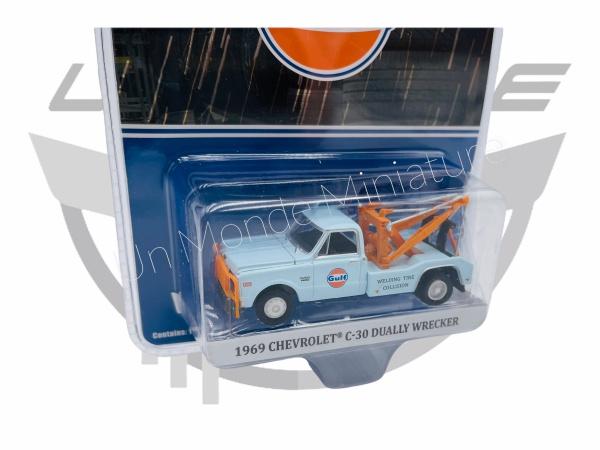 Chevrolet C-30 1969 Dually Wrecker