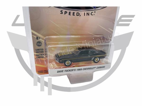 Chevrolet Camaro 1969 Dave Tucker\'s