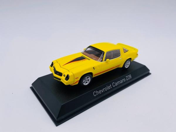 Chevrolet Camaro Z28 1980 Yellow