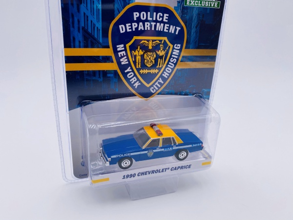 Chevrolet Caprice 1990 POLICE DEPARTMENT