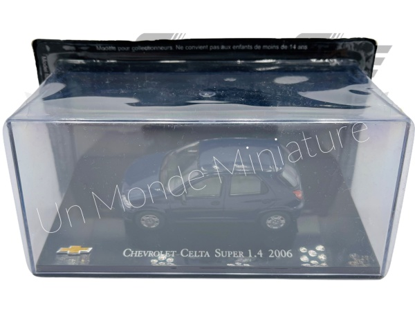 Chevrolet Celta Super 1,4 2006