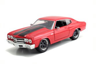 Chevrolet Chevy Chevelle SS Red 1970