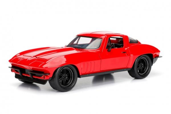 Chevrolet Chevy Corvette Red