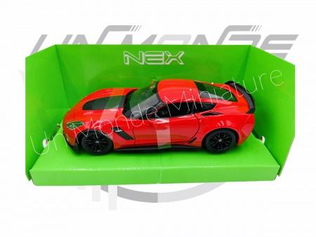 Chevrolet Corvette 2017 C7 Z06 Red