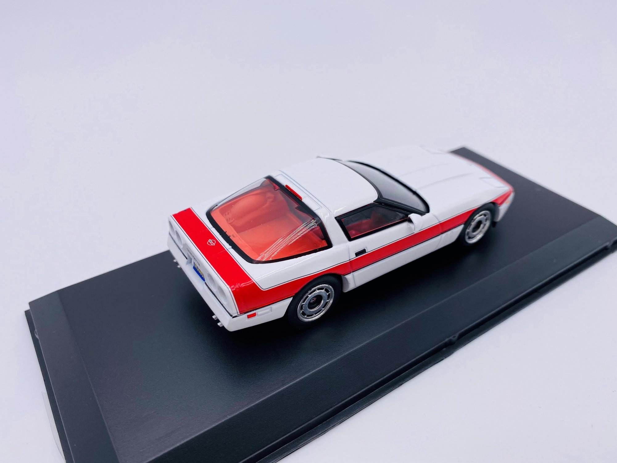 Chevrolet Corvette C4 1984 L\'Agence Tout Risque 1983 - 1987