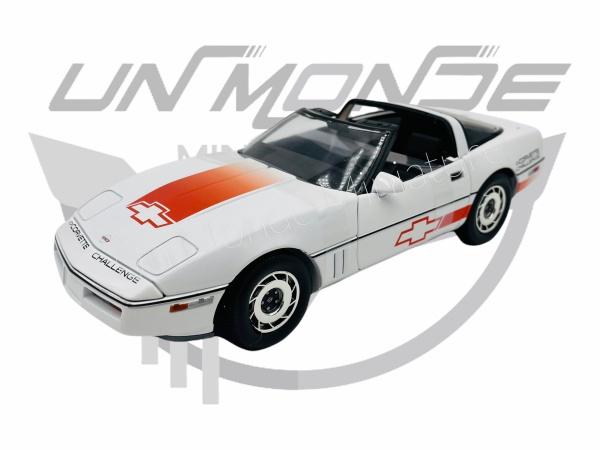 Chevrolet Corvette C4 Corvette Challenge White