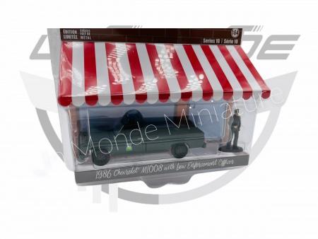 Chevrolet M1008 With Law Enforcement 1986