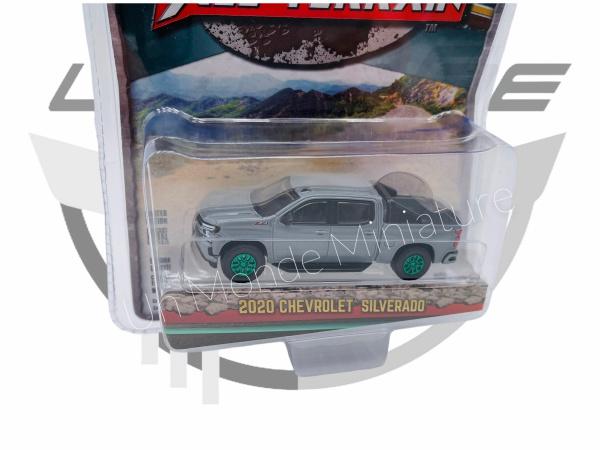 Chevrolet Silverado 2020 Grey