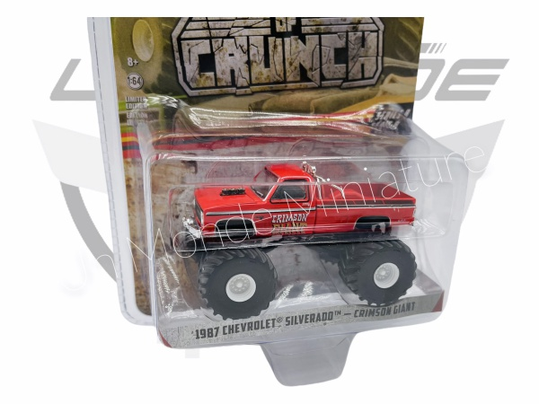 Chevrolet Silverado Crimson Giant
