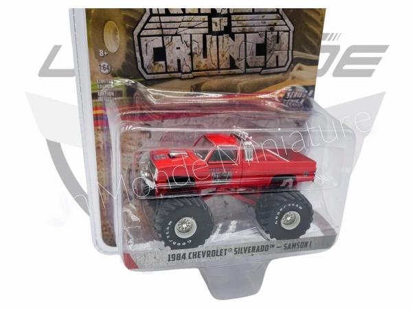 Chevrolet Silverado Samson 1 1984