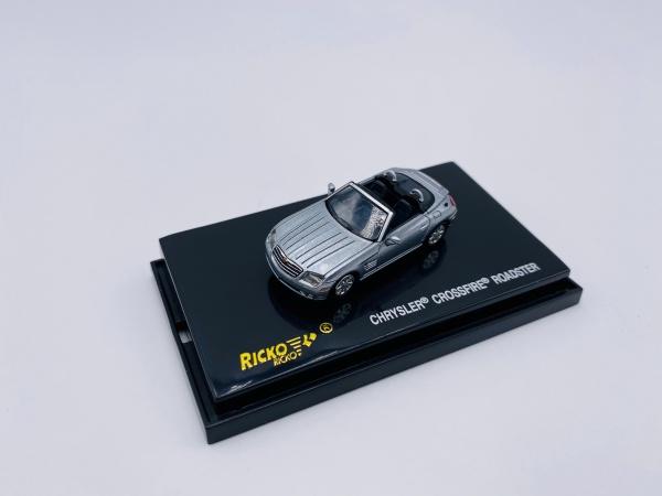 Chrysler Crossfire Roadtser Argenté