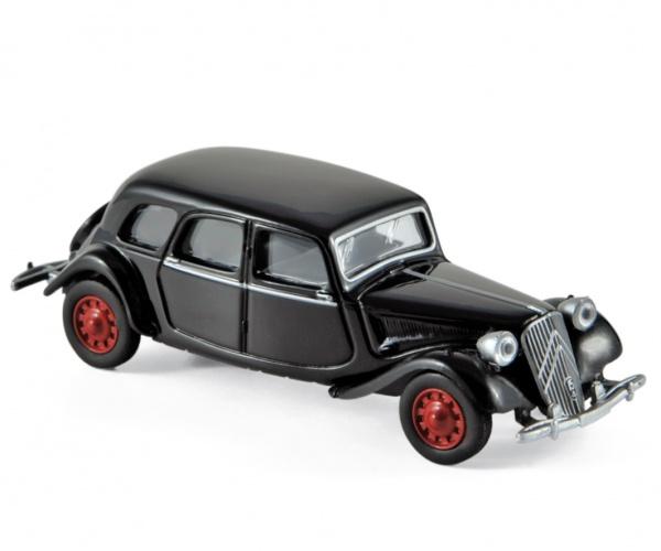 Citroën 15-SIX 1939 Black