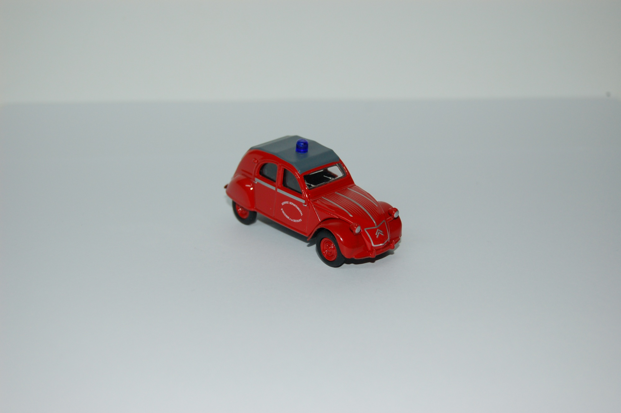 Citroën 2 CV Pompier