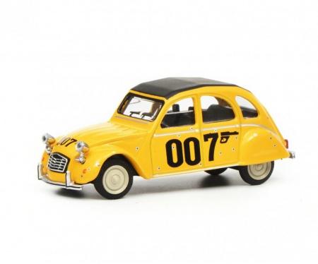 Citroën 2 CV6 James Bond 007 1981