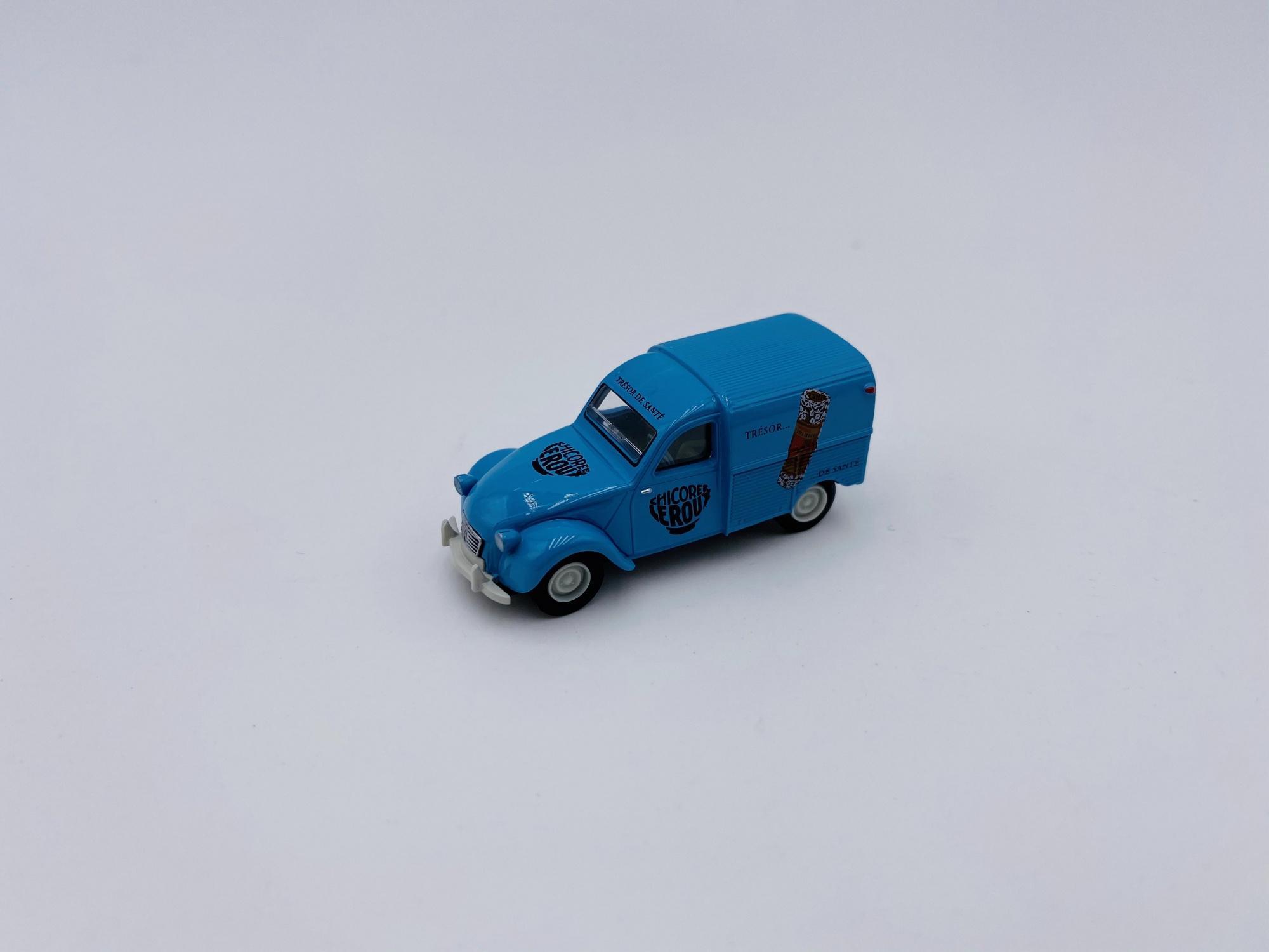 Citroën 2CV AZU Chicorée
