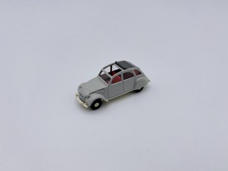 Citroën 2CV Gris clair