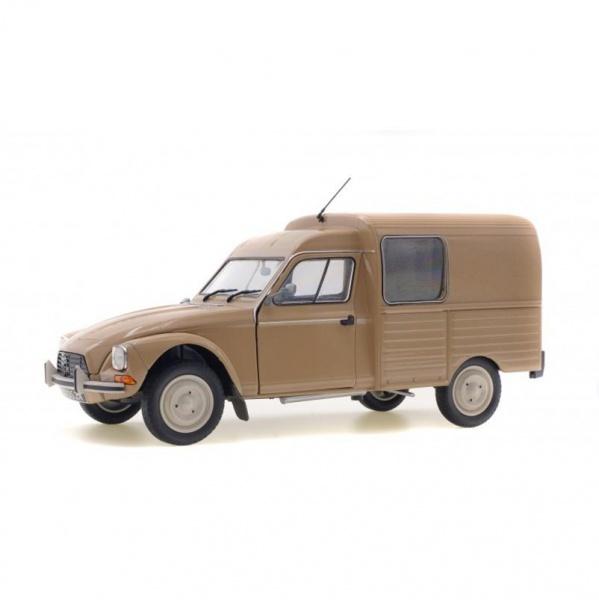 Citroën Acadiane Beige Colorado 1984