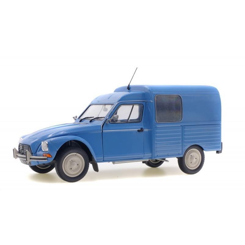 Citroën Acadiane Bleu Myosotis 1984
