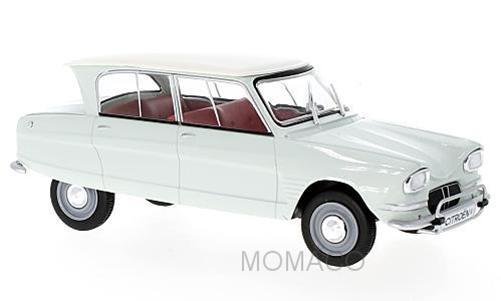 Citroën Ami 6 1961 Blanche