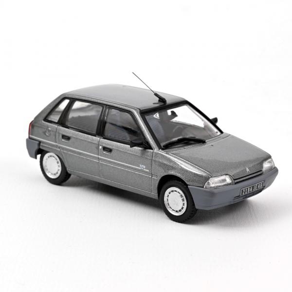 Citroën AX Ten 1992 Dolmen Grey