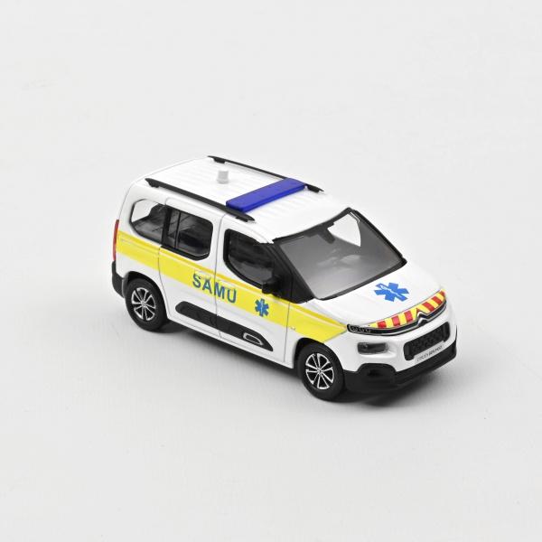 Citroën Berlingo 2020 SAMU