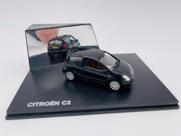 Citroën C2 Noir