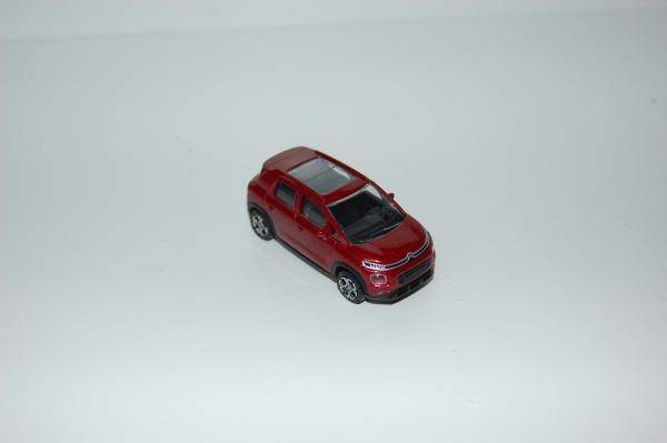 Citroën C3 Aircross Red Metal