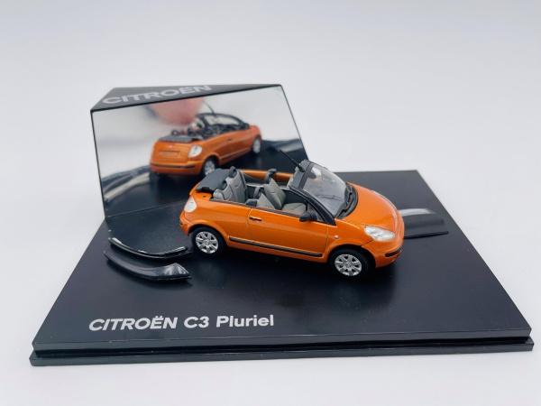Citroên C3 Pluriel Orange