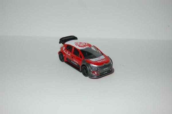 Citroën C3 WRC Jet-Car