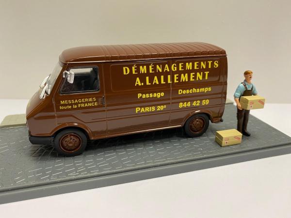 Citroën C35 Déménagements A. Lallement