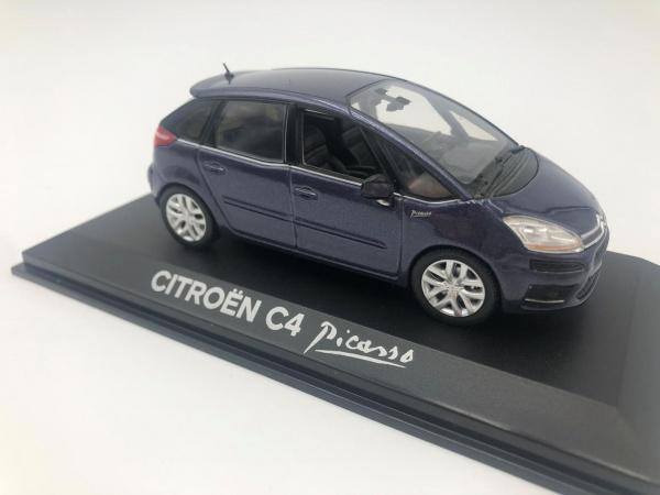 Citroën C4 ¨Picasso Bleue