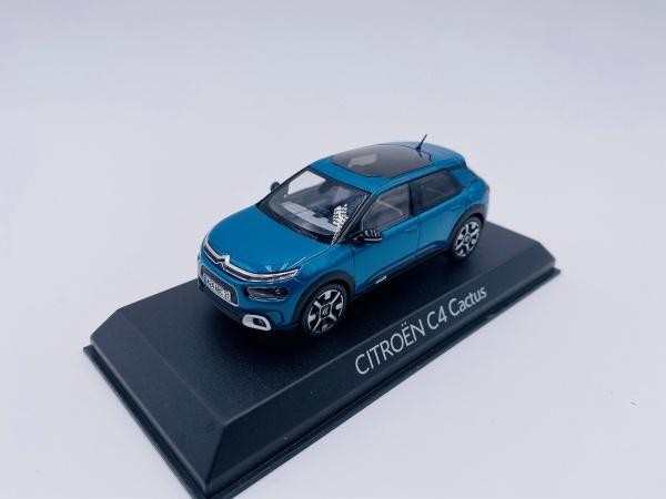 Citroën C4 Cactus Bleu