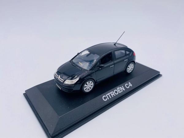 Citroën C4 Noir