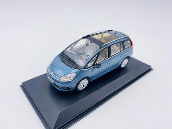 Citroën C4 Picasso Bleu