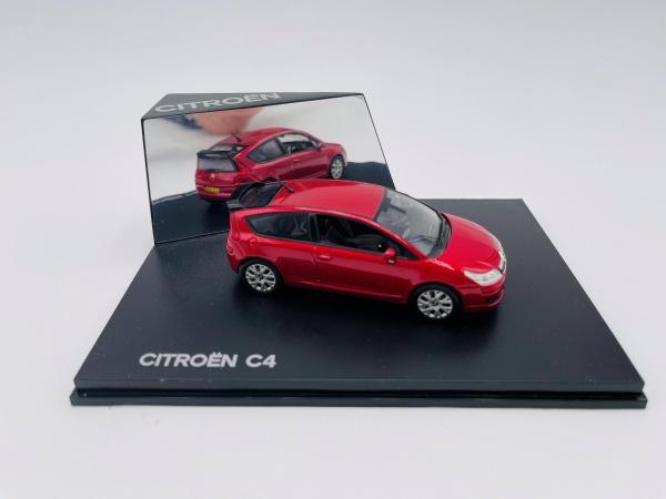 Citroën C4 Rouge