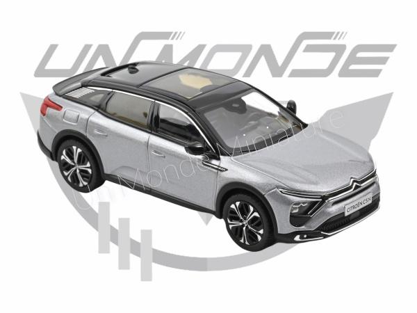 Citroën C5X 2021 Artense Grey