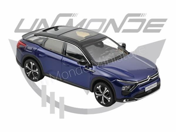 Citroën C5X 2021 Magnetique Blue