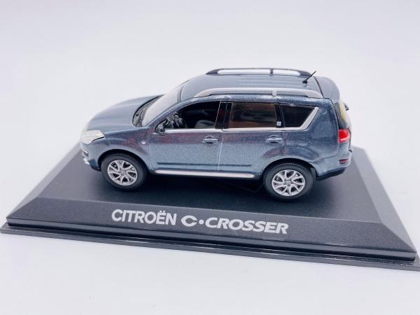 Citroën C.CROSSER Grey Métal