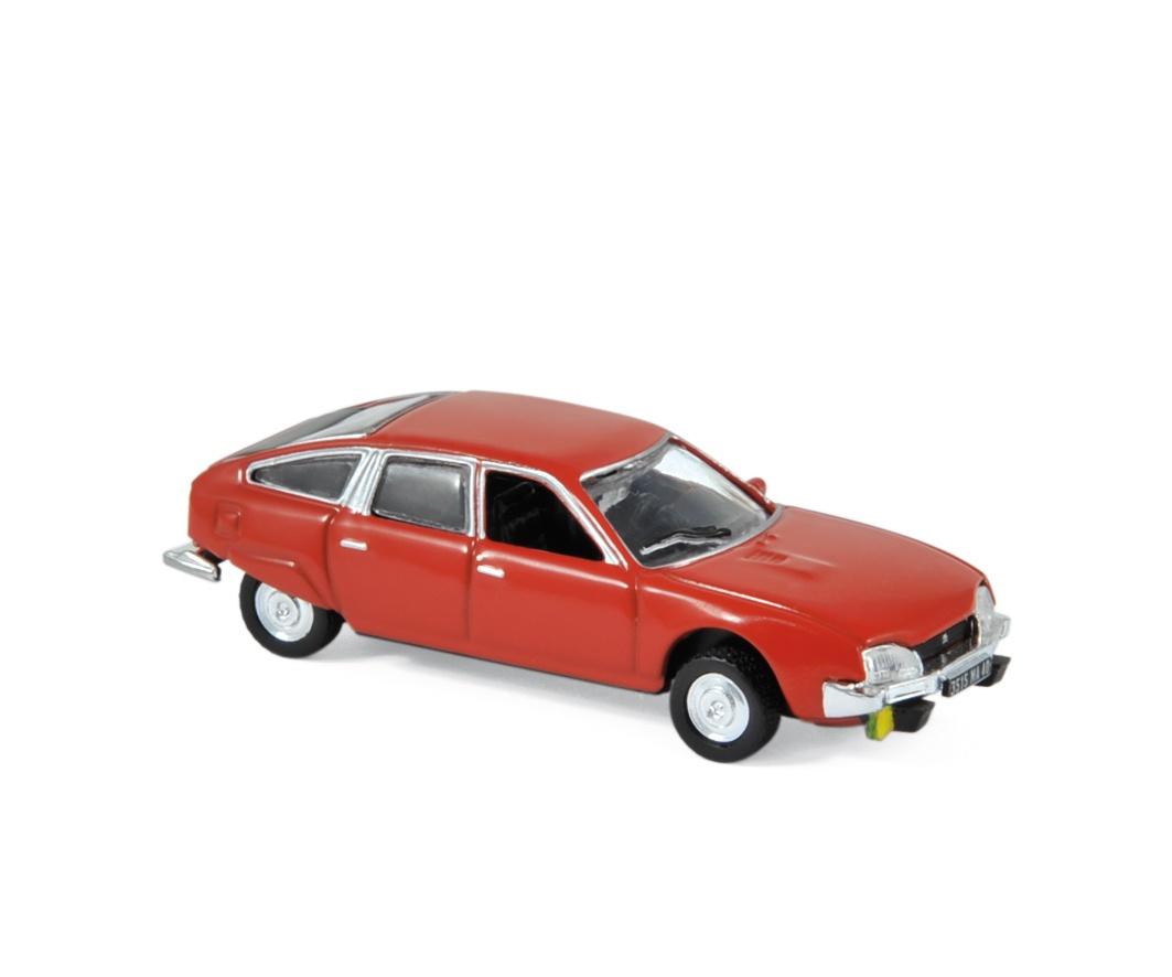 Citroën CX 2000 1975 Soleil Red