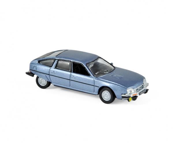 Citroën CX 2400 GTi 1977 Centaurée Blue metallic
