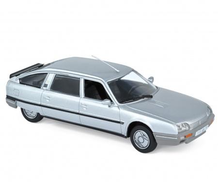 Citroën CX Turbo 2 Prestige 1986 Silver
